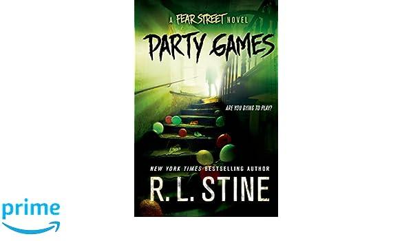Party Games (Fear Street): Amazon.es: R. L. Stine: Libros en idiomas extranjeros