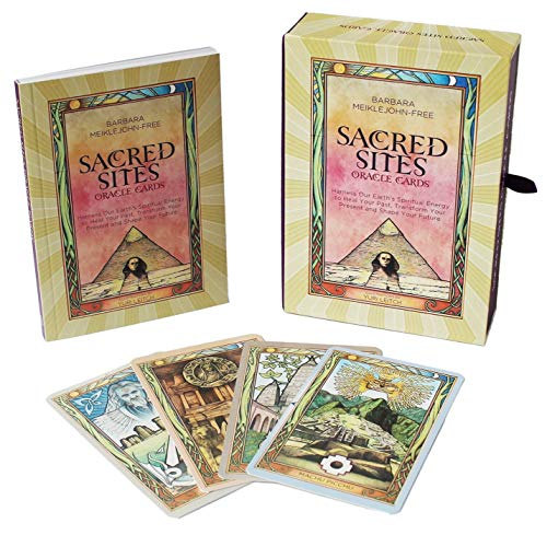 (Sacred Sites Oracle Cards: Harness our Earth's Spiritual Energy to Heal your Past, Transform your Present and Shape your Future)