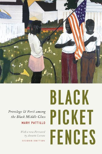Black Picket Fences, Second Edition: Privilege and Peril among the Black Middle Class ()
