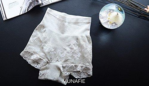 Munafie - Braguitas moldeadoras medias - para mujer gris
