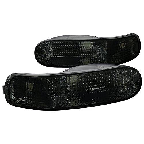 Mitsubishi Eclipse JDM Smoke Lens Rear Bumper Lights Turning Signal Lamps Pair