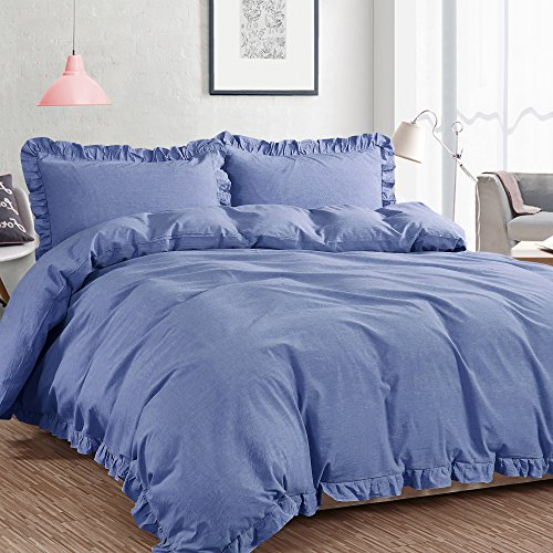 Blue Denim Comforter - 4