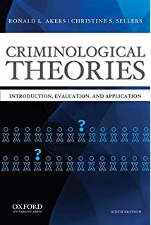 Basics of research methods for criminal justice and criminology criminological theories introduction evaluation and application fandeluxe Image collections