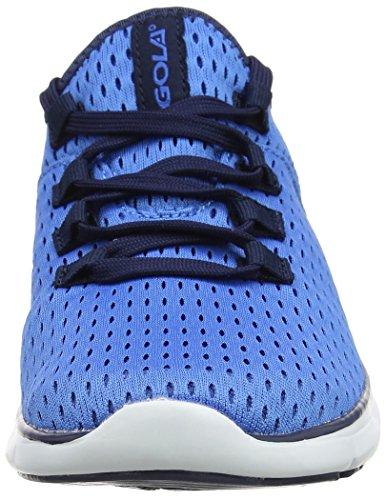Gola Sondrio, Chaussures de Fitness Homme, Bleu (Process Blue/Navy), 45 EU