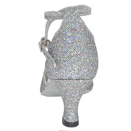 Jig Foo Women's Pumps Dance Shoes Q88Cg9Pn