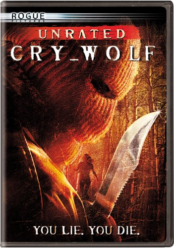 DVD : Cry_Wolf (Widescreen, , Dolby, AC-3, Unrated Version)