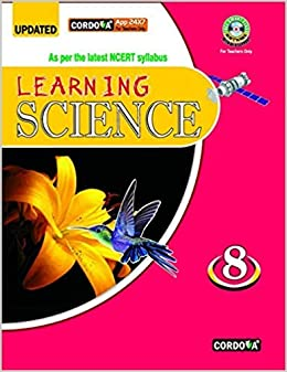 Cordova Learning Science Book For Class 8: Amazon in: Dhiren