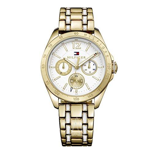 Tommy Hilfiger Women's Quartz Gold Casual Watch(Model: 1781665)