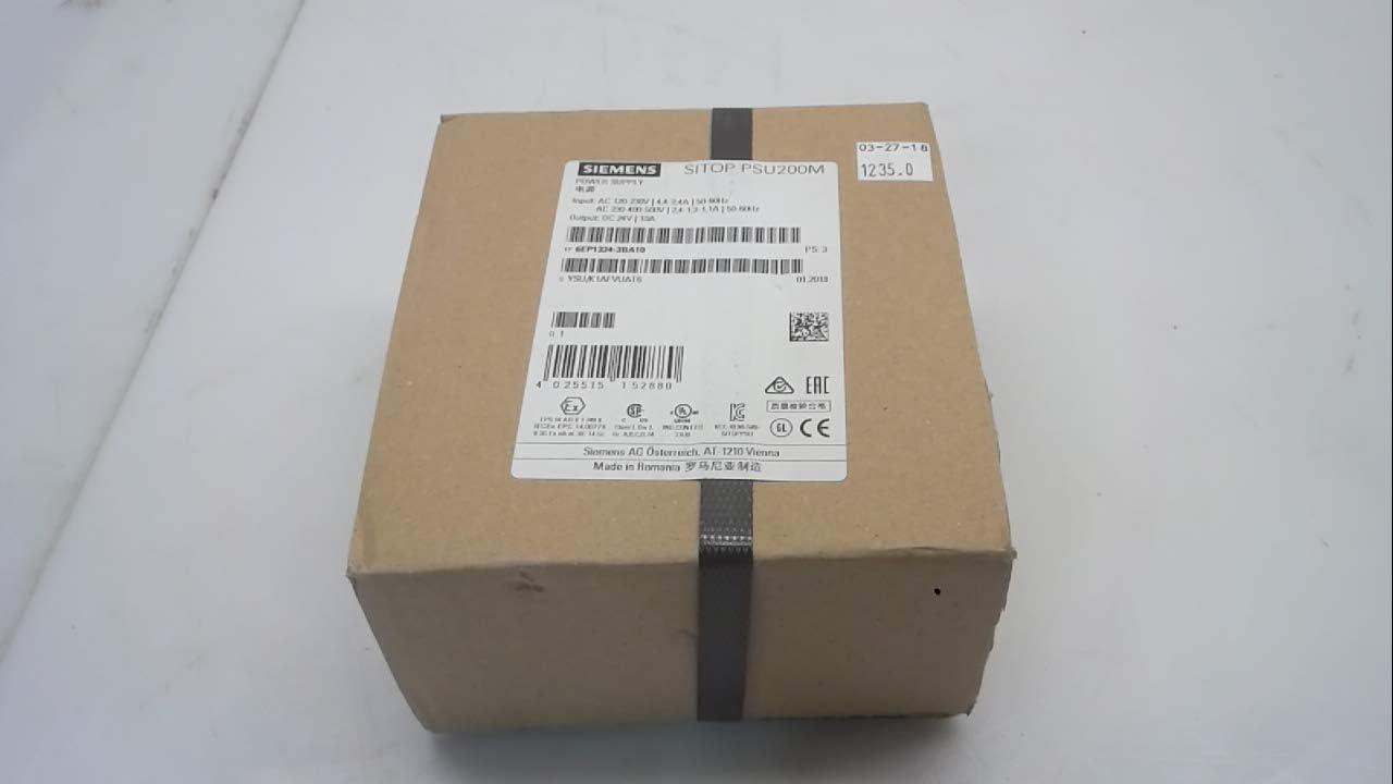 Siemens 6EP1334-3BA10 adaptador e inversor de corriente Interior Multicolor - Fuente de alimentación (Interior, Multicolor, 160 mm, 100 mm, 170 mm, 800 g)