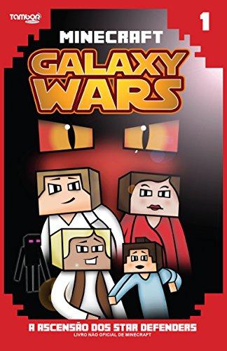Minecraft Galaxy Wars Episódio I. A Ascensão dos Star Defenders