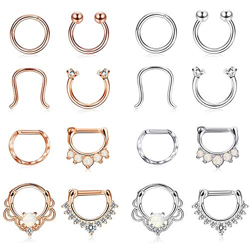 Finrezio Stainless Piercing Cartilage Retainer product image