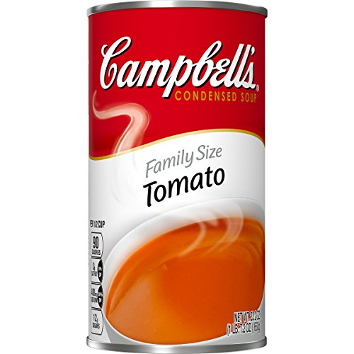 Campbell's Condensed Family Size Tomato Soup, 23.2 oz. ()
