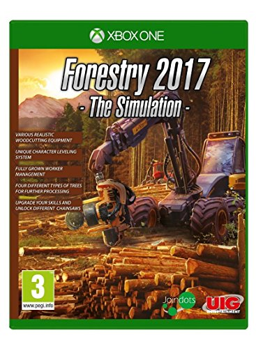 Forestry 2017 - The Simulation (Xbox One) by Koch International