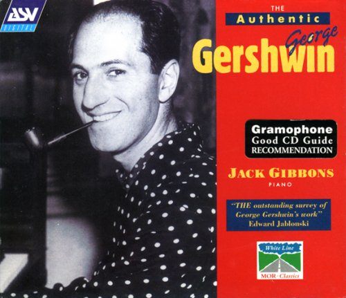 Authentic George Gershwin 1 by White Line