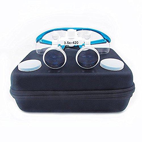 Dentka 3.5X 420mm Surgical Medical Binocular Magnifier Loupes Optical Glasses
