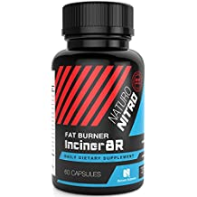 Inciner8R Fat Burner Supplement Designed for Weight Loss and Mental Focus;...