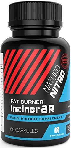Inciner8R Fat Burner Supplement Designed for Weight