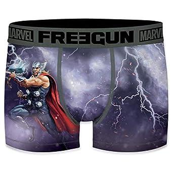 FREEGUN Boxer Gar/çon Marvel Thor Violet
