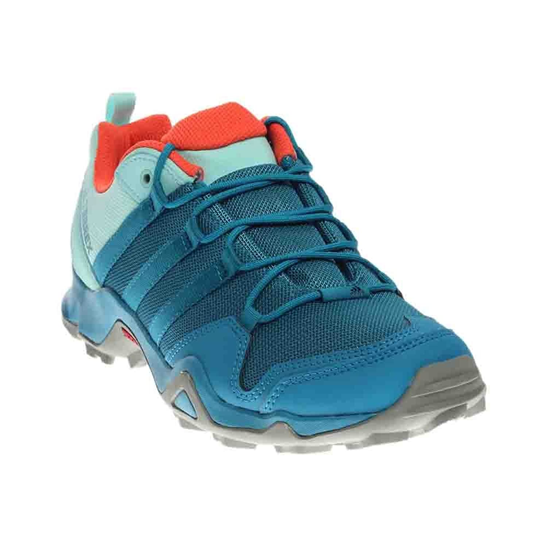 adidas outdoor Women's Terrex AX2R Mystery Petrol/Mystery Petrol/Easy Coral Athletic Shoe