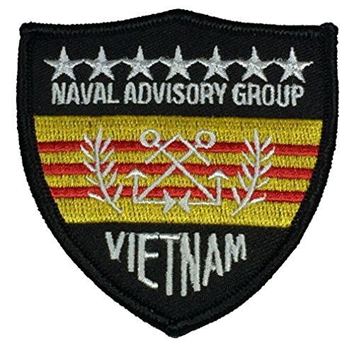 NAVAL ADVISORY GROUP PATCH - COLOR - Veteran Owned Business