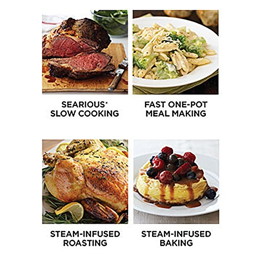 Ninja 6 Quart 3-In-1 Slow Cooker with Recipe Book (Certified Refurbished) by SharkNinja (Image #7)