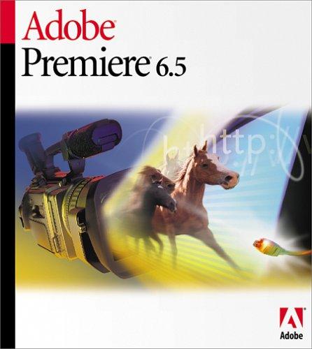 Adobe Premiere 6.5 [OLD VERSION]