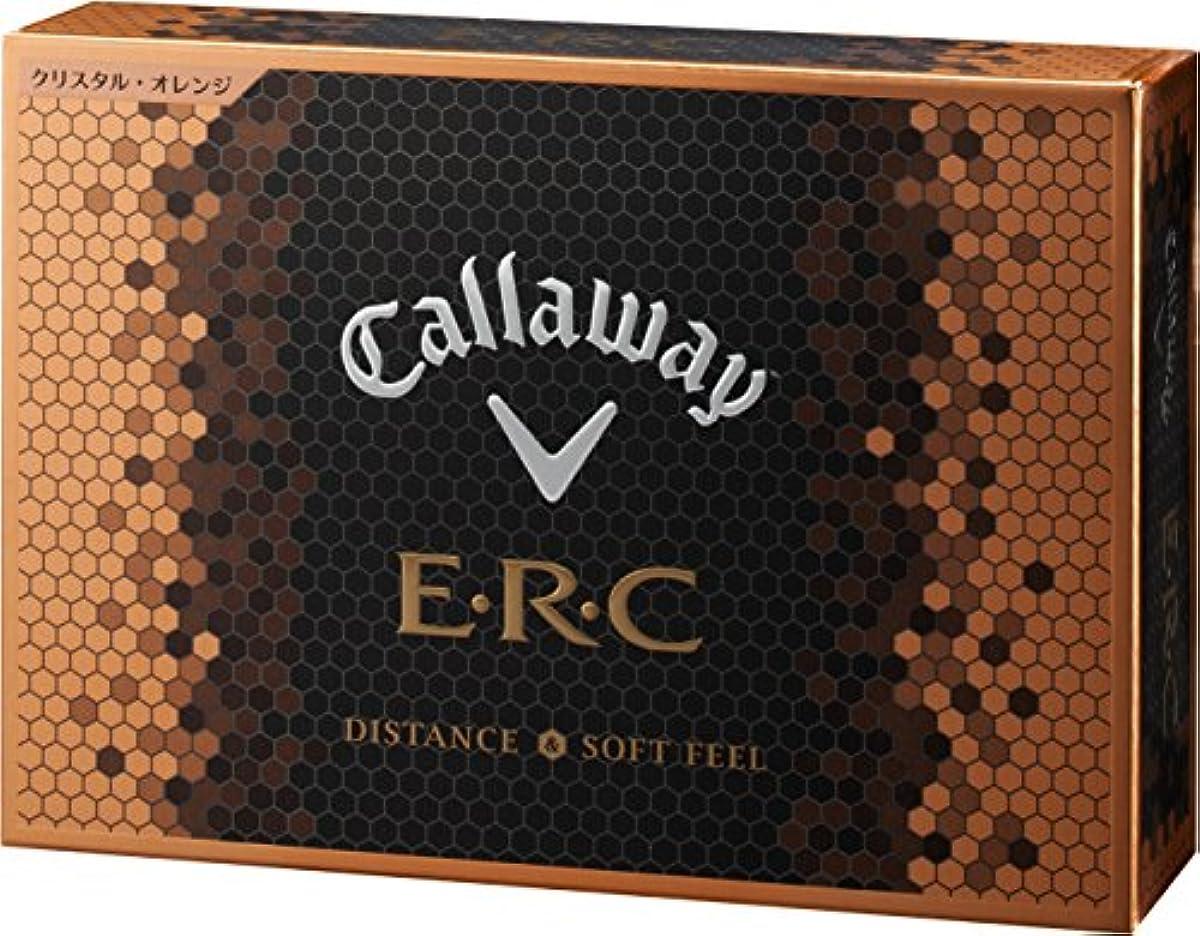 [해외] CALLAWAY(캘러웨이) 골프 볼 E・R・C 2016년 모델 1다스( 12개 들이) 64226531200117