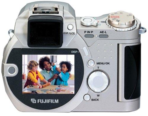 Fujifilm FinePix 4900 4.3MP Digital Camera w/ 6x Optical Zoom