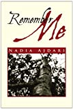Remember Me, Nadia Ajdari, 1453554505