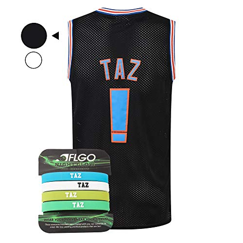 AFLGO Taz ! Space Jersey Basketball Jersey Include