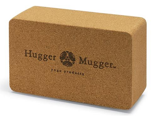Hugger Mugger Cork Yoga Block