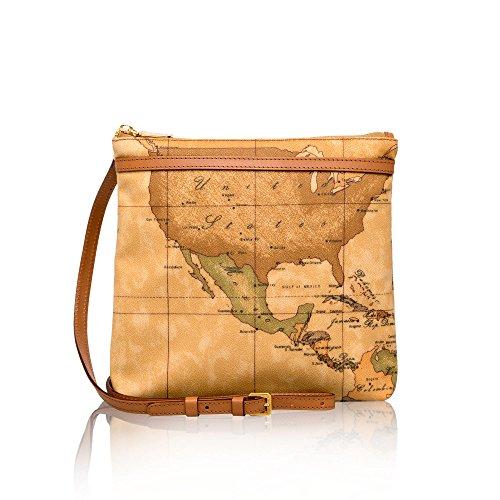 Alviero Martini - Woman Crossed Bag Beige Naturale