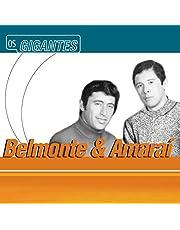 Belmonte e Amarai - Gigantes [CD]