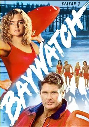 Amazoncom Baywatch Season 1 David Hasselhoff Pamela