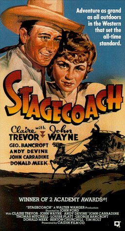 Stagecoach [VHS]