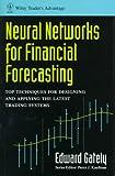 Neural Networks for Financial Forecasting, Edward Gately, 0471112127