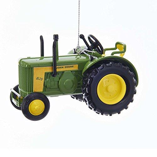 Kurt Adler John Deere 820 Diesel Tractor Ornament