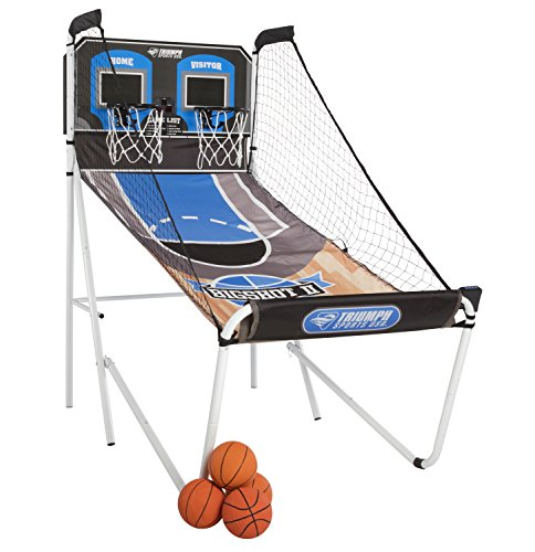 Triumph Big Shot II Double Shootout Basketball (Arcade Basketball)