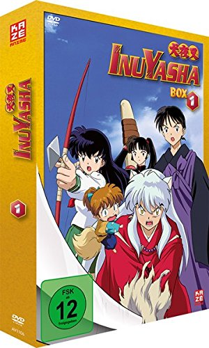 InuYasha - TV-Serie - Box 1 by