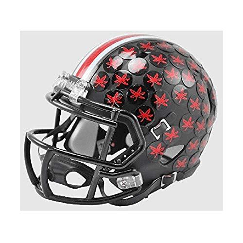 Ohio State Helmet - Ohio State Buckeyes Speed Mini Helmet - 2015 Alternate