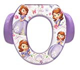 Disney Sophia the First Enchanted Garden Soft Potty Seat, Purple