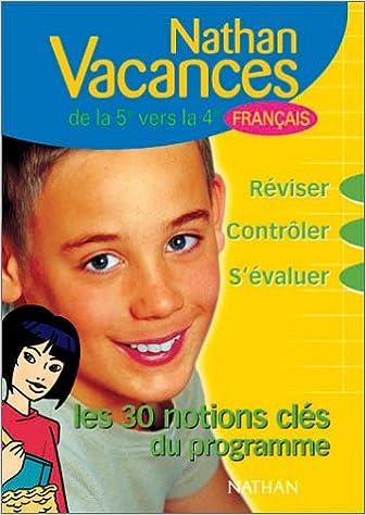 Livres Electroniques Kindle Nathan Vacances College Les