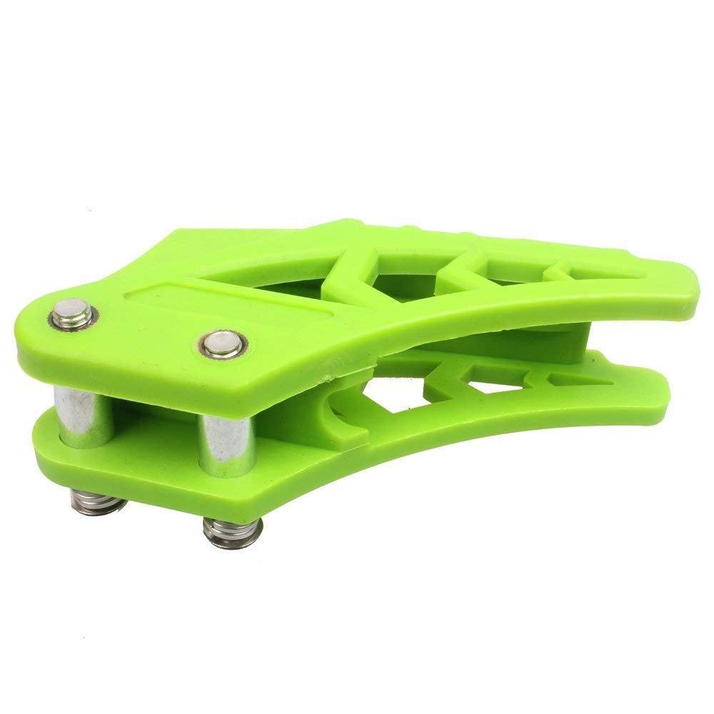 DELUXEMOTO Chain Guard Guide Protector Slider for Dirt Pit Bike 110cc 125cc 140cc 150cc 160cc 200cc SDG KLX Apollo