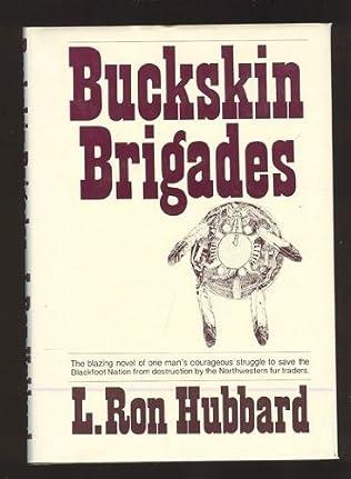 book cover of Buckskin Brigades