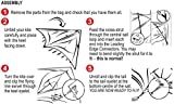 Best Delta Kite for Kids & Adults - Easy to Fly - Large (60