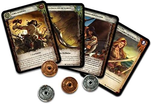 Conan. Juego de Cartas: Amazon.es: Juguetes y juegos
