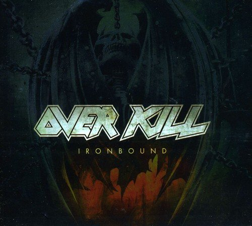 CD : Overkill - Ironbound: Limited Digipack (Holland - Import)
