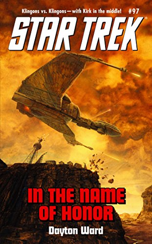 Name Honor Star Trek Original ebook product image