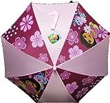 Dora the Explorer: Dora & Boots Pink Umbrella with 3d Dora Figure Handle