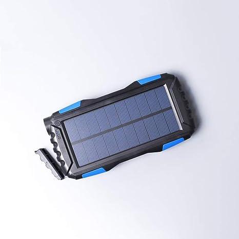 WYX 25000mAh Cargador Solar Impermeable, a Prueba de choques ...